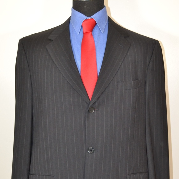 Kenneth Cole Other - Kenneth Cole 46L Sport Coat Blazer Suit Jacket